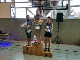 Siegerehrung OLT 2020 - Christian Klinger