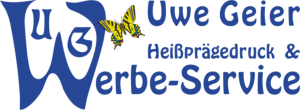 Uwe Geier Heißprägedruck & Werbe-Service